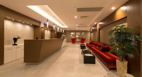 Boyalik Beach Hotel & Spa Cesme: SPA