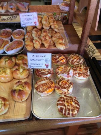 Spain Ishigama Pan 513 Bakery Suzuka