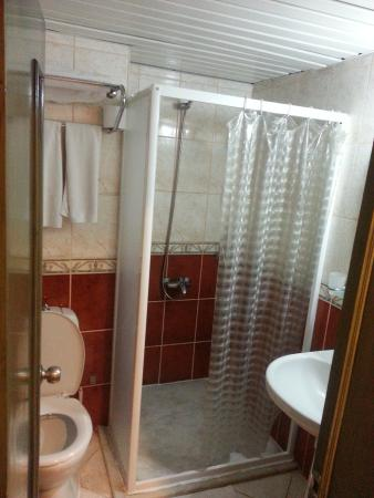 Aegean Park Hotel: Bathroom