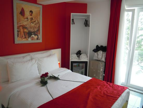 Bellezza Hotel: 部屋