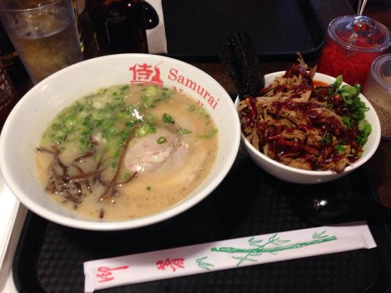 Photo of Japanese Restaurant Samurai Noodle at 606 5th Ave S, Seattle, WA 98104, United States