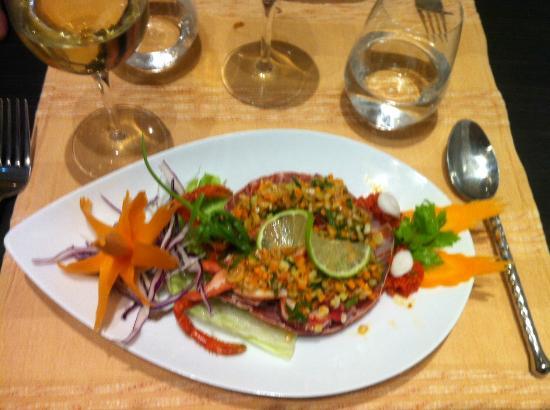 My Pumpui : salade de homard