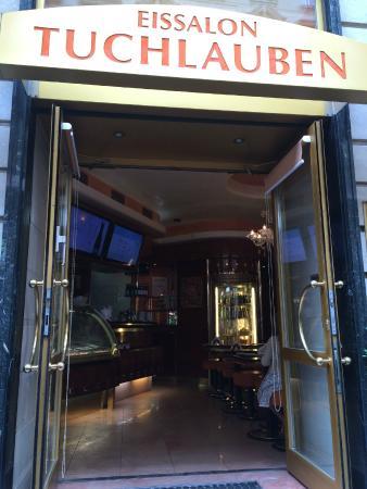 Sorveteria Picture Of Eissalon Tuchlauben Vienna Tripadvisor