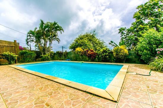 La piscine kasa vanille sainte luce resmi tripadvisor for Piscine venelle