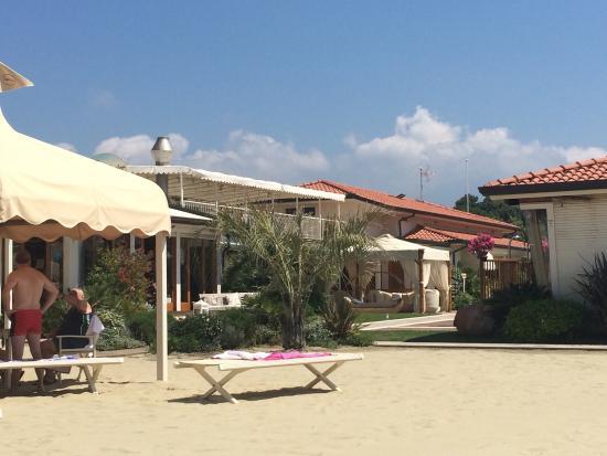 La spiaggia - Foto di Bagno Patrizia, Lido Di Camaiore - TripAdvisor