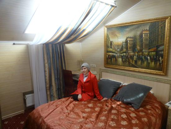 Hotel Gallery: в номере