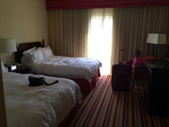 Renaissance Charlotte Suites Hotel : Renaissance Charlotte stay June 6th-7th, 2015