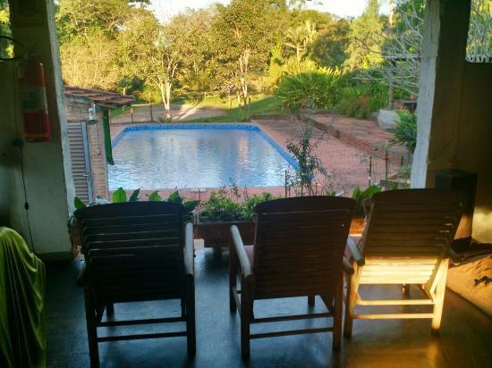 Hotel Fazenda Serra Da Cachoeira : Hotel maravilhoso !
