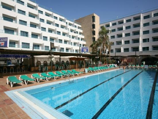 Nova Like Hotel Eilat - an Atlas Hotel: Pool