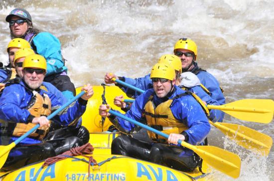 Arkansas Valley Adventures: Rafting the Numbers