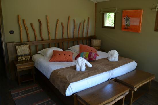le pal terrasse du lodge photo de le pal dompierre sur besbre tripadvisor. Black Bedroom Furniture Sets. Home Design Ideas