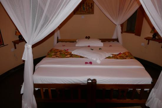 Ngurdoto Lodge: Bedroom