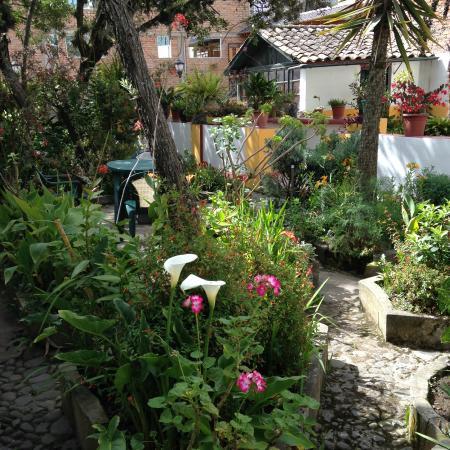 Hotel Riviera-Sucre : Lovely Garden
