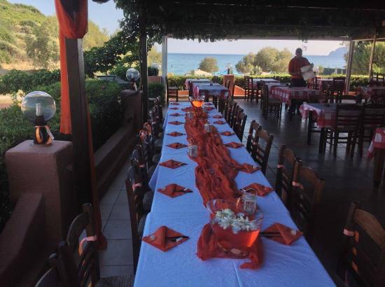 Stani Taverna Kalamaki Review Of Greece Tripadvisor