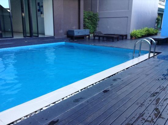 Vogue Hotel: pool