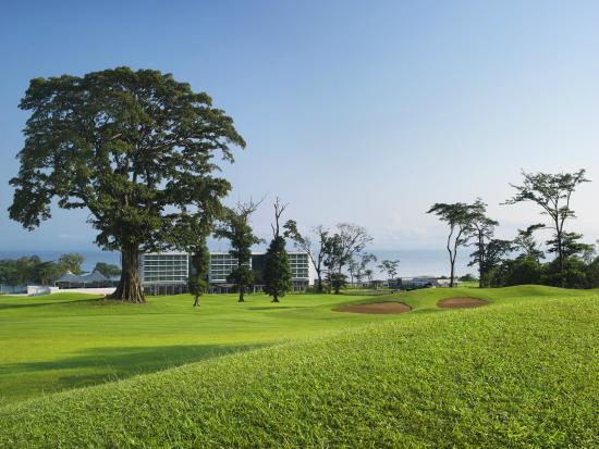 Sofitel Malabo Sipopo Le Golf: vue du golf