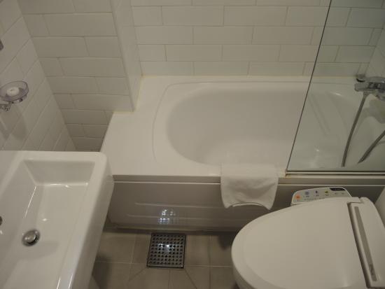 N Fourseason Seoul: Bathroom