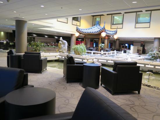 Holiday Inn Montreal Centre Ville Salon