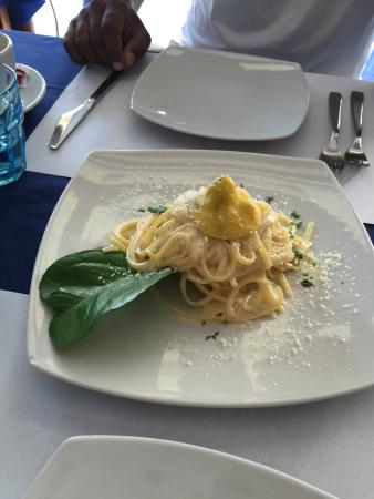 Al Buco : This place is a hidden gem! Amazing food and we highly recommend the lemon pasta. Also the best