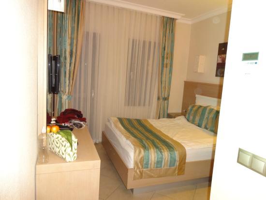 Asmin Hotel : Double room