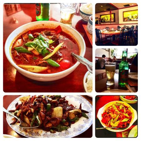 Hong Kong Palace Restaurant: Combo Pic