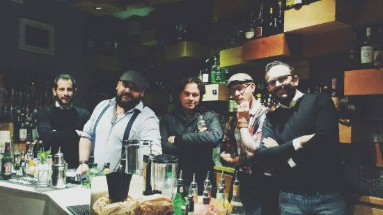 Laltrolato Think Eat Drink: Staff