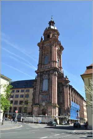 Neubaukirche Wrzburg Bewertungen Und Fotos