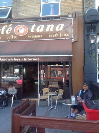 Cafe Tana