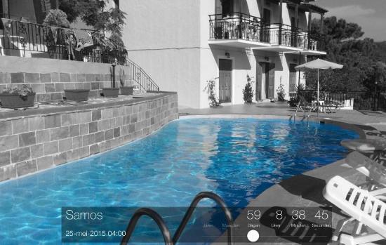 Villa Themos: Swimming Pool