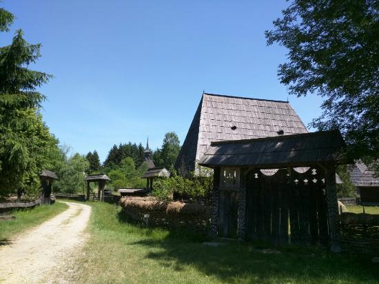 Sighet village museum