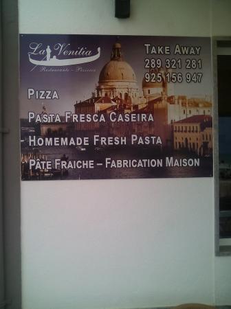restaurant pizzeria la Venitia