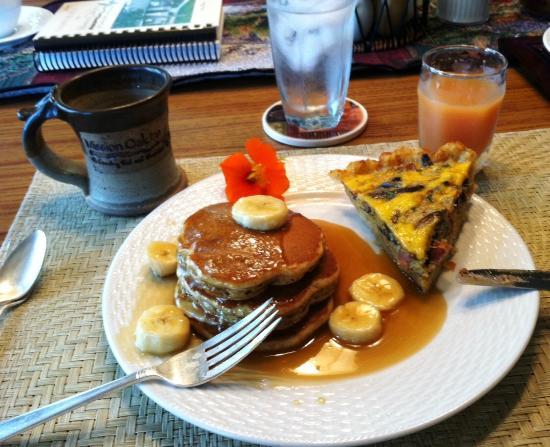 Henry, IL: Fabulous breakfast