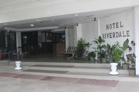 Frount view - Picture of Riverdale Hotel, Kandy - TripAdvisor