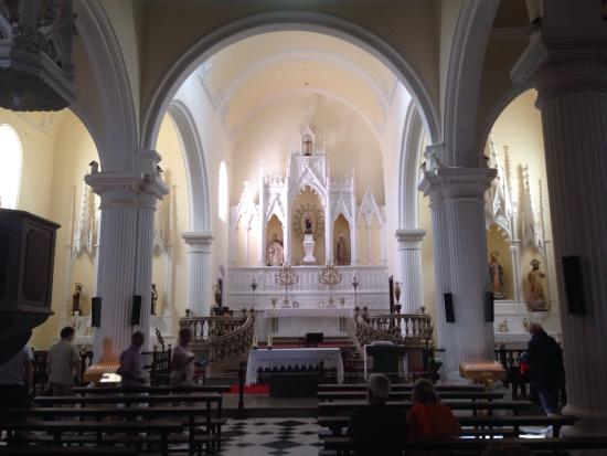 Teguise, Spanien: Basilica della Madonna di Guadlupe