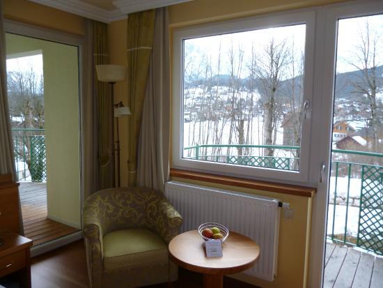 Hotel Seevilla: Zimmer 211