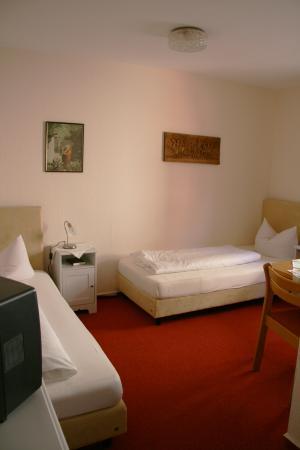 Gasthof Zum Breiterle: Twin room