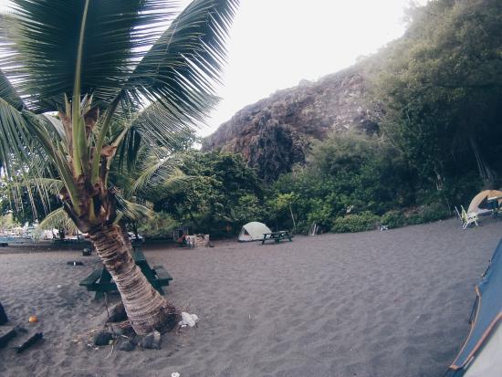 Paia, HI: Camp