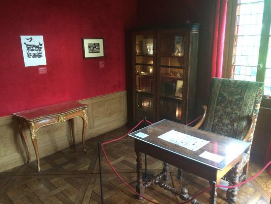 Bureau picture of maison de balzac paris tripadvisor