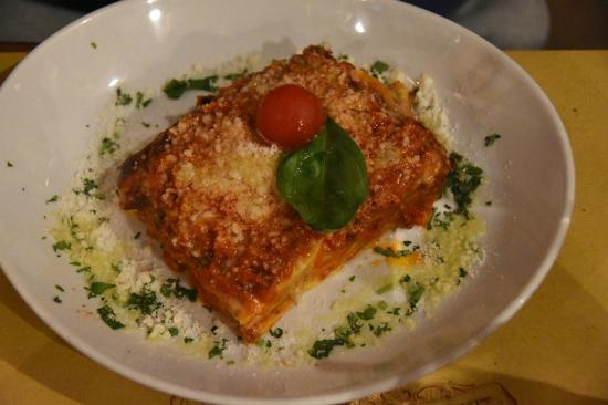 Menu picture of cantina e cucina rome tripadvisor - Cucina e cantina ...