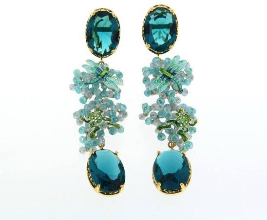 Collana di perle naturali australiane con susta in oro for Siti cinesi gioielli