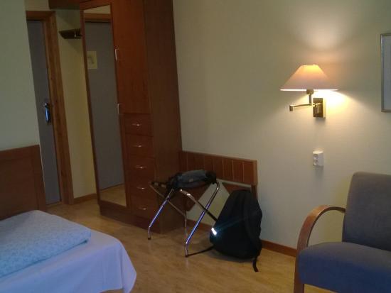 Haukeland Hotell : номер