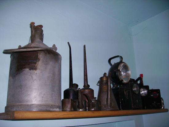 Museo Ferroviario di Suno: Strumenti del Ferroviere dal 1875 ad oggi