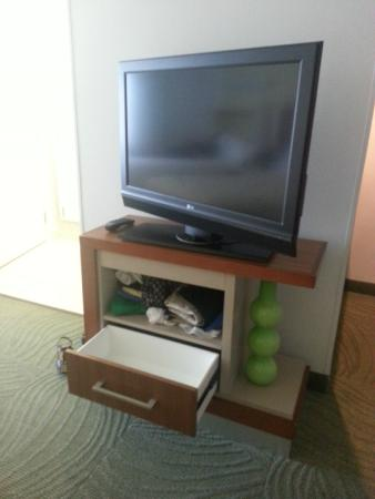 SpringHill Suites Las Vegas Henderson: One skimpy drawer - thats it!