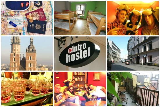 Intro Hostel : Intro - this is it!