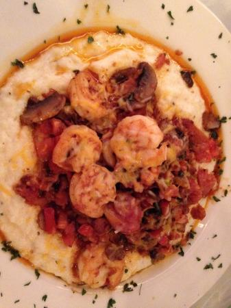 The Chelsea: Shrimp and grits
