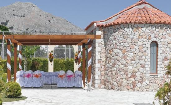 Holiday Village Rhodes: Weddings