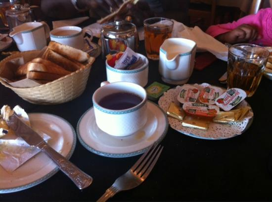 Park House Hotel: breakfast