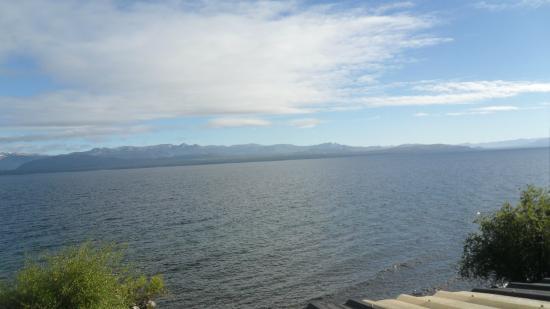 Patanuk Lake Hostel: Vista desde habitación