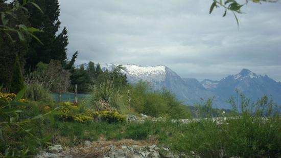 Patanuk Lake Hostel: Vista desde la playita