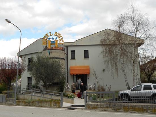 Hotel Bucci : Esterno